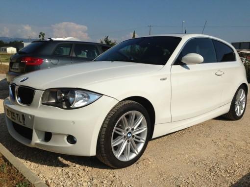 BMW 118 I COUPÉ